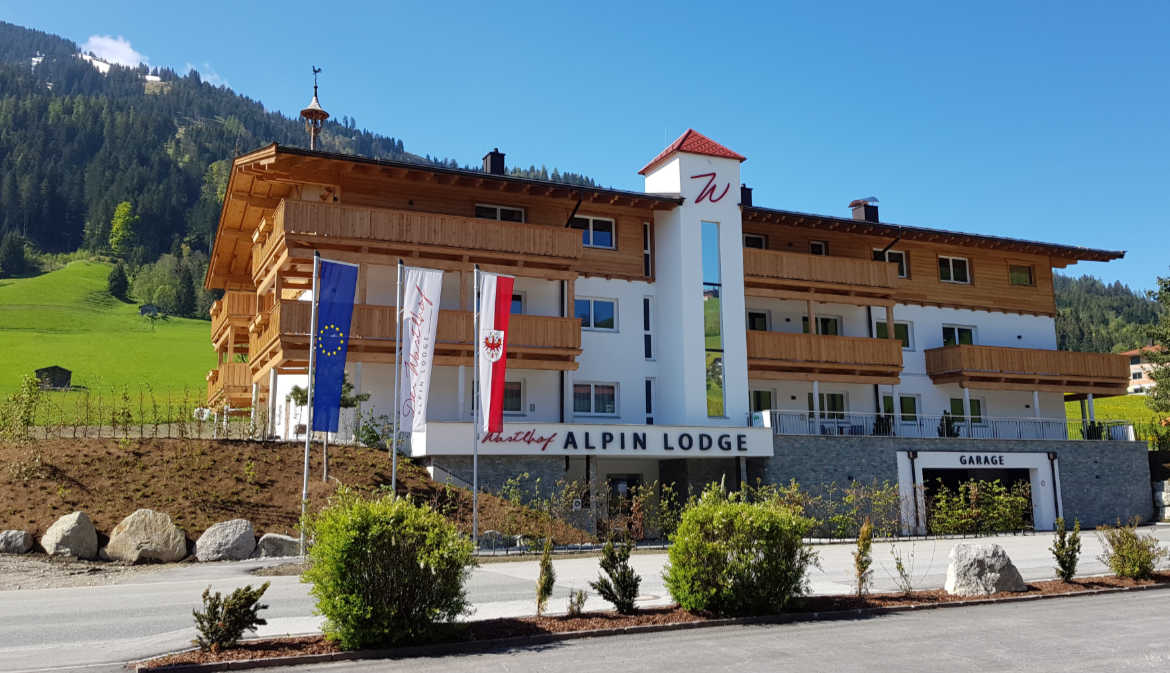 Wastlhof Alpin Lodge