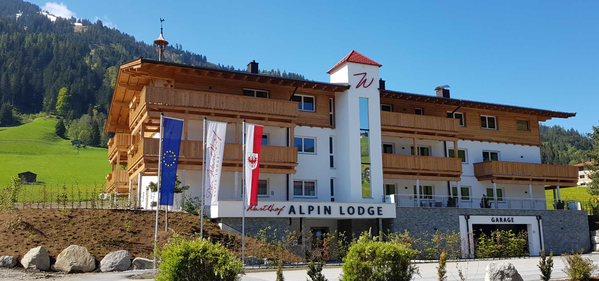 Alpin Lodge Wastlhof