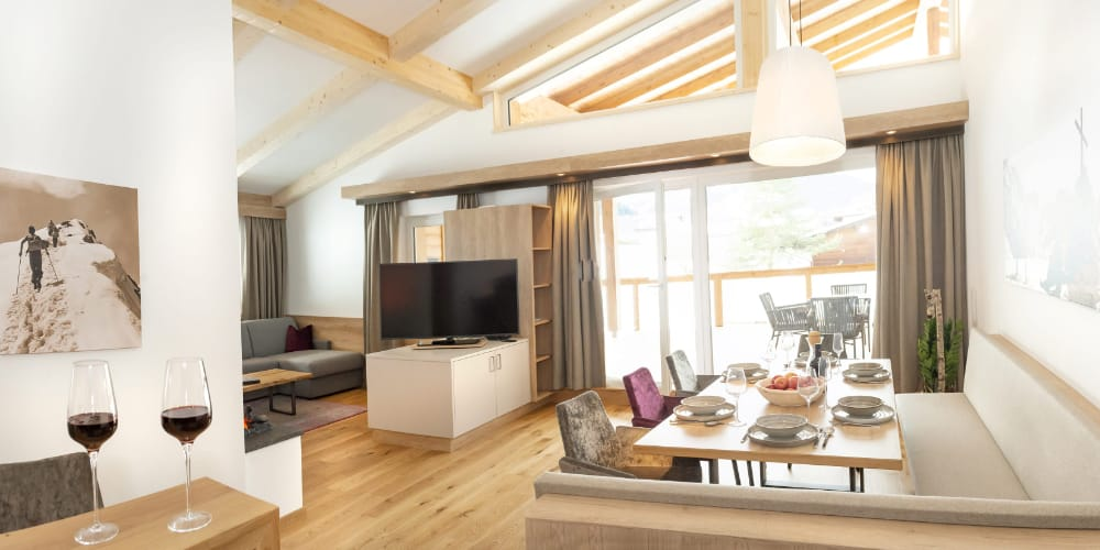 Hotel Wastlhof Alpin Lodge Penthouse